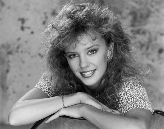 Entertainment: Dannii Minogue's throwback photo of Kylie ...