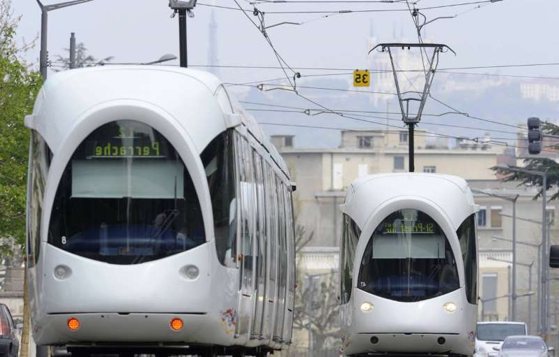 four tram lines in the next six years