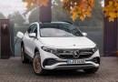 Електрокросовер Mercedes-Benz EQA представлений офіційно