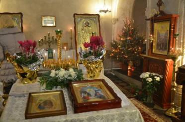 Chiesa Nostra Signora Speranza interno Cagliari