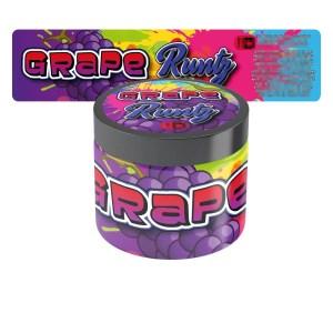 Grape Runtz Jar Labels