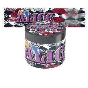 Alice Jar Labels