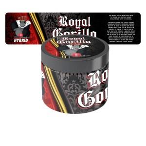 Royal Gorilla Jar Labels
