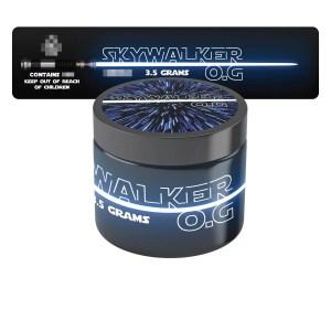 Skywalker OG Jar Labels