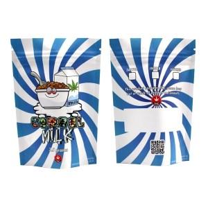 Cereal Milk Printed Mylar Bags