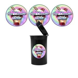 Ice Cream Cake T3 Slap Stickers