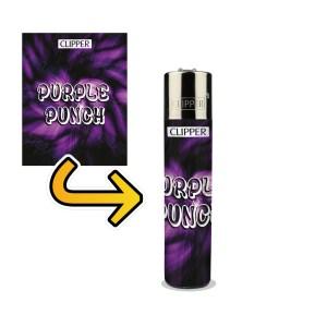 Purple Punch Lighter Wraps