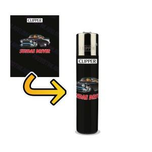 Sundae Driver Lighter Wraps
