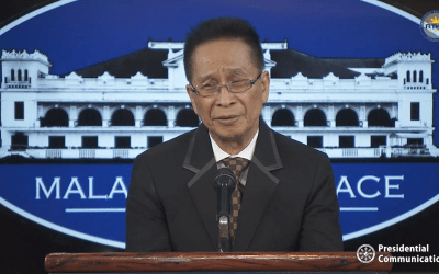 Panelo says sorry to Hidilyn Diaz, but says he did not do anything wrong