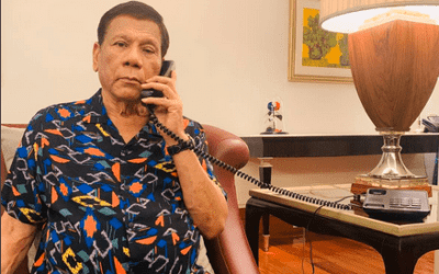 Duterte prefers Covid-19 vaccines from 'generous' China, Russia