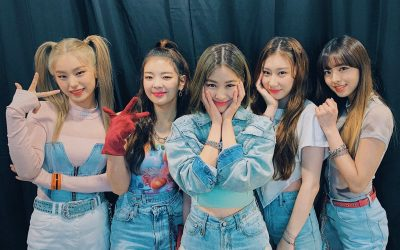 ITZY announces comeback date, title track 'Not Shy'