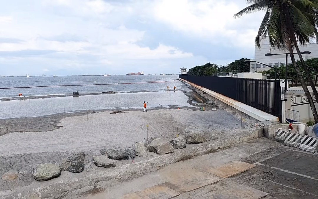 Manila Bay 'beach' to reopen this July