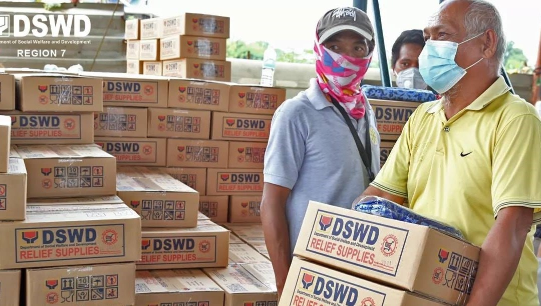 P890.5M worth of food packs, aid ready for 'Quinta'-hit areas — gov't