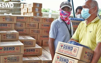 DOH warns of Covid-19 transmission in evac centers