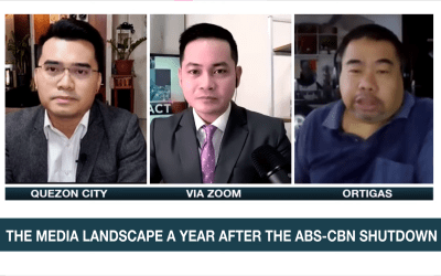 'ABS-CBN shutdown produced chilling effect'