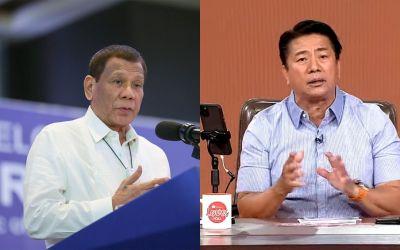 Duterte wants Willie Revillame to run for senator