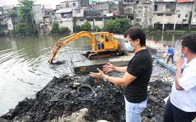 MMDA chair wants polluters to clean up rivers