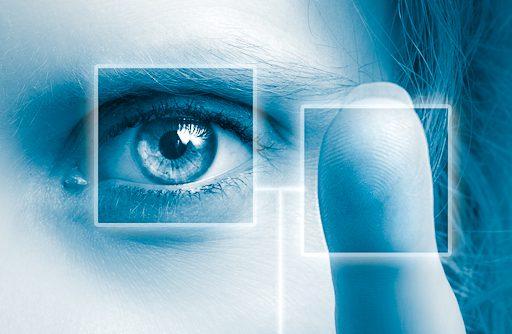 Using biometrics to authenticate