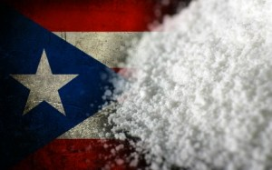 In recent months and years cocaine has been seized in Puerto Rico