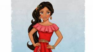Elena of Avalor will be Disney's first Hispanic princess