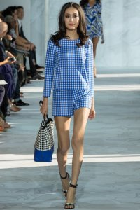 Diane Von Furstenberg sprin 2015 collection photo-Yannis Vlamos:indigitalimages.com