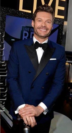 Ryan Seacrest in Image by Perezhilton.com