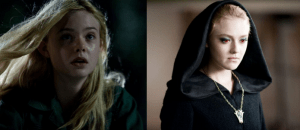Dakota Fanning and her sister Elle Fanning are equally as talented.