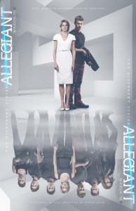 Allegiant is the third installment in the Divergent Series. (Photo courtesy of Lionsgate).