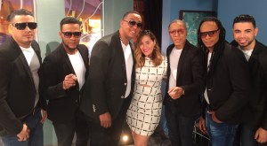 Chiquito Team Band is making a name for itself in the salsa music world.