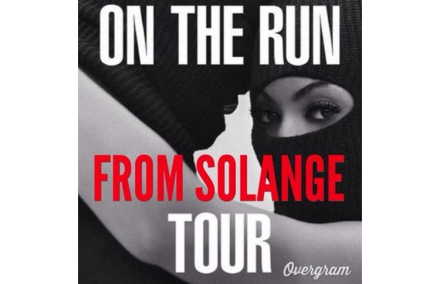 Solange and Jay-z fight in elevator after met ball. Beyonce no reaction as sister hit's husband jay-z