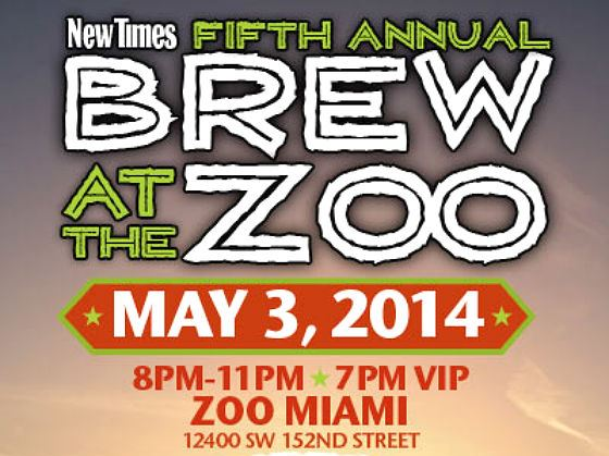 Fifth annual Brew at the Zoo