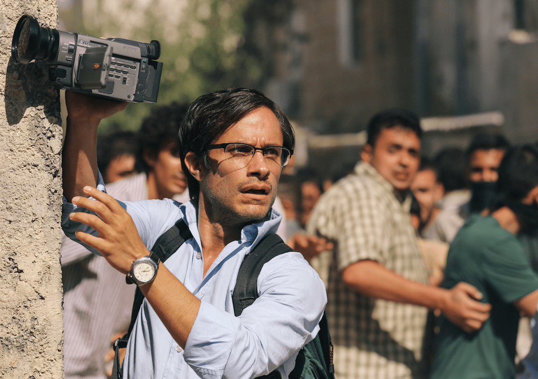 Gael Garcia Bernal's portrayal of Maziar Bahari has been controversial.