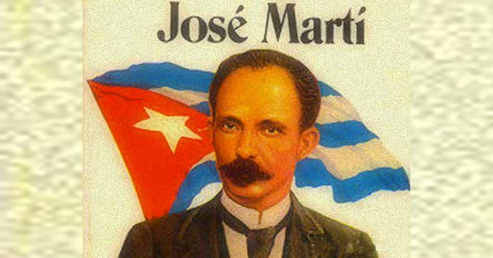 Jose Marti is hailed as a hero by Cuban people