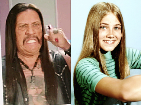 Danny Trejo does best Marsha impression since Brady Bunch