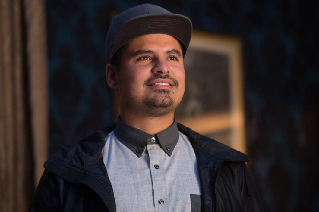 Michael Pena delivers a scene-stealing performance in 'Ant-Man'.