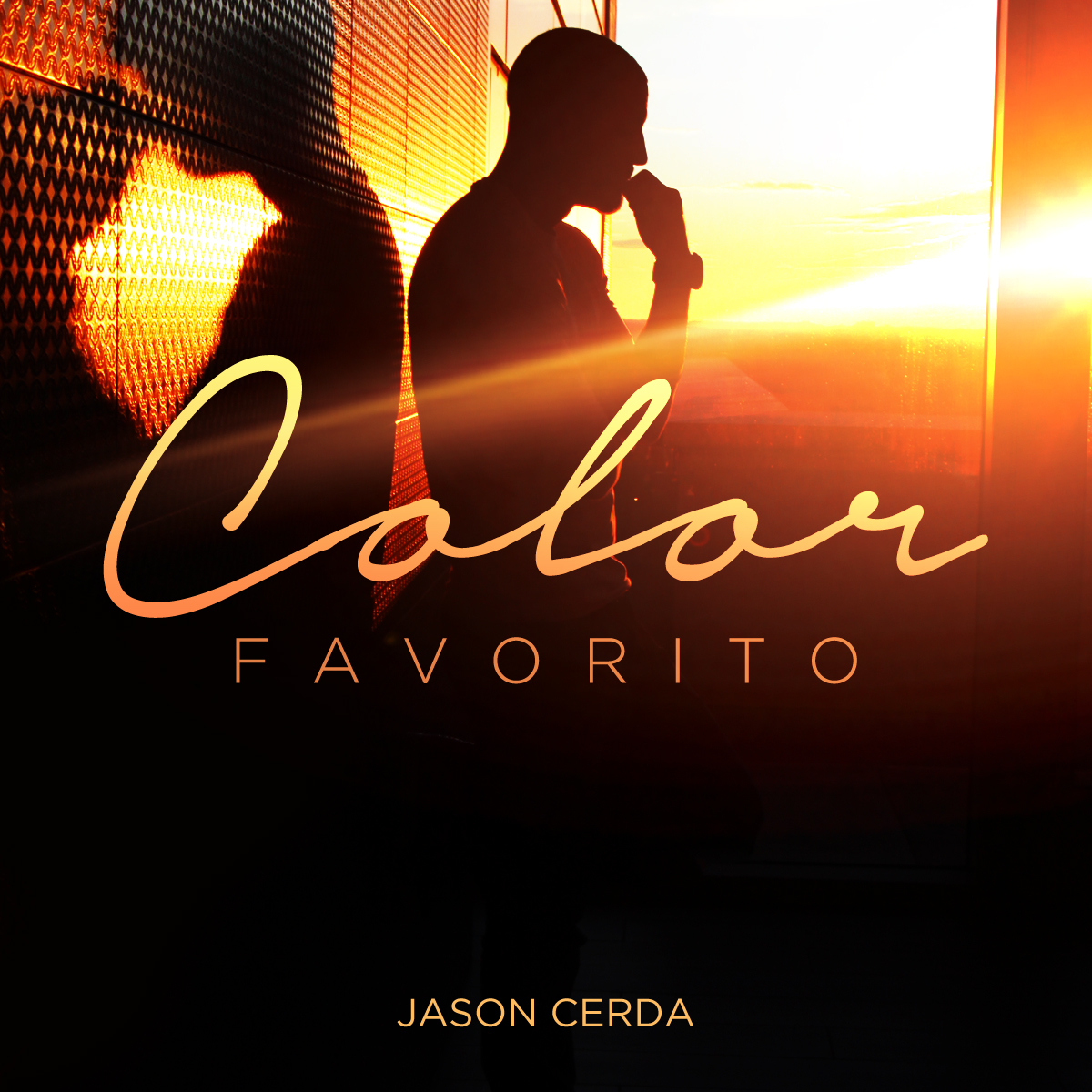 "Jason Cerda is breaking into the latin music industry with his single ""Color Favorito"""