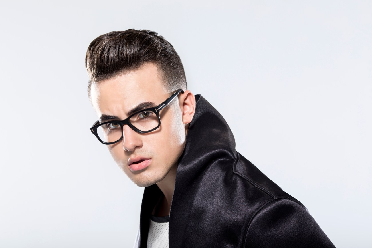 Johnny Sky is a rising star in the latin urban pop genre.