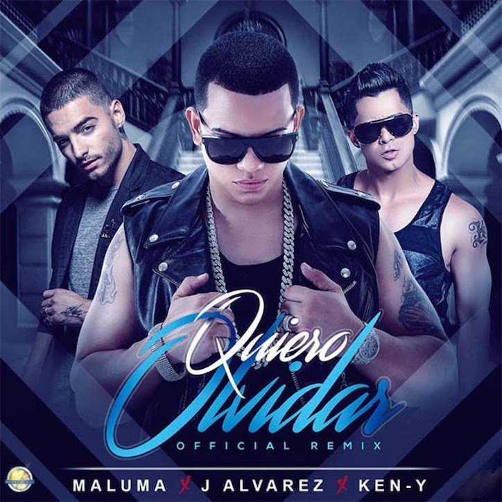 J Alvarez collaborates with pop sensation Maluma and reggaeton singer Ken-Y