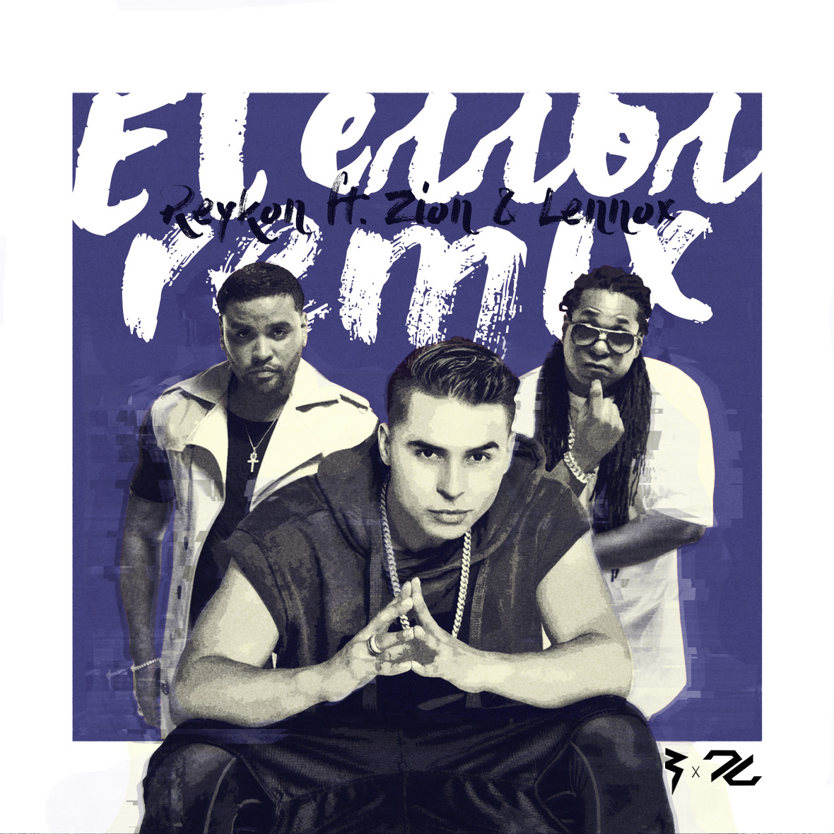 Reykon recently collaborated with Zion y Lennox on El Error