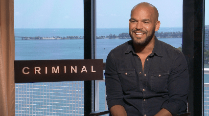 Amaury Nolasco tells us what he learned from Kevin Costner.