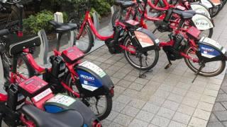 東京 乗り捨てレンタサイクル。ドコモ・バイクシェアが運営する江東区コミュニティサイクルに乗ってみた