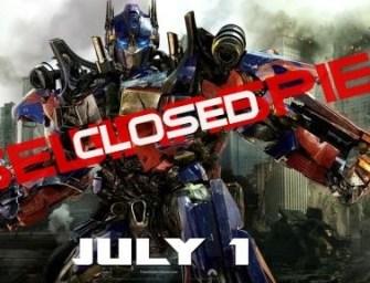 Gewinnspiel: Transformers 3