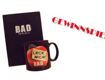 Gewinnspiel: Bad Teacher