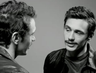 Clip des Tages: James Franco in 14 Actors Acting
