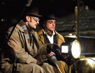 Sherlock Holmes – Spiel im Schatten