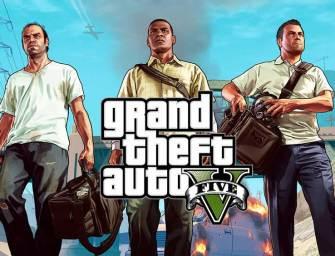 Trailer: Grand Theft Auto V (Trailer #2)
