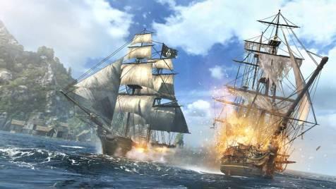 Assassin's Creed 4: Black Flag (Ubisoft)
