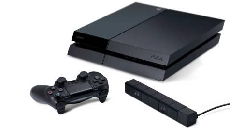 Sonys PS4 mit Playstation Camera