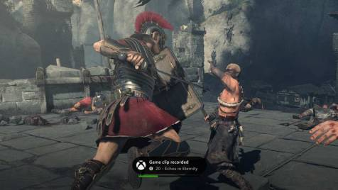 Ryse: Son of Rome (Cryteck, Microsoft)