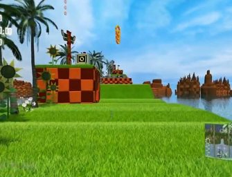 Clip des Tages: First Person Sonic the Hedgehog!